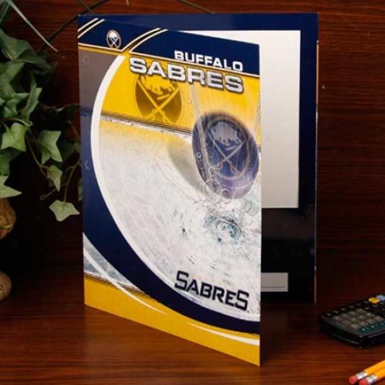Buffalo Sabres Team Folder