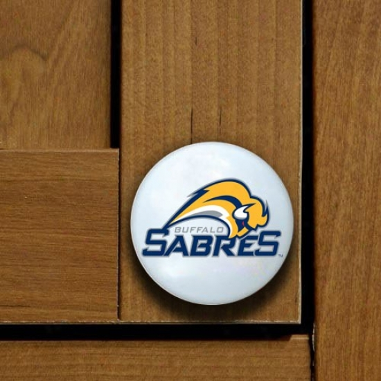 Buffalo Sabres Team Logo Cabinet Knob