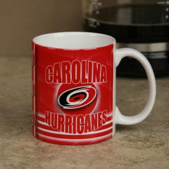 Carolina Hurricanes 11oz. Slapshot Coffee Mug