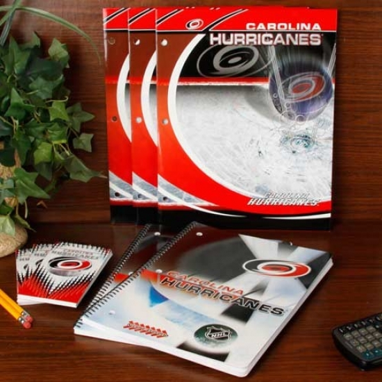 Carolina Hurricanes Combo School Pack