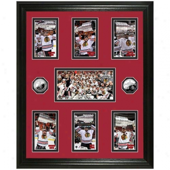Chicago Blackhawks 2010 Nbl Stanley Cup Champions Memorable Moment Stanley Cup Photomint