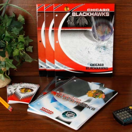 Chicago Blackhawks Combo School Pack