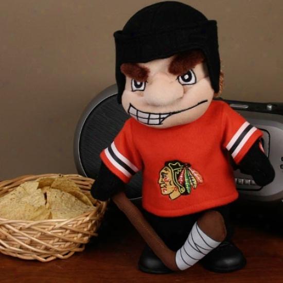 Chicago Blackhawks Dancing Hockey Player