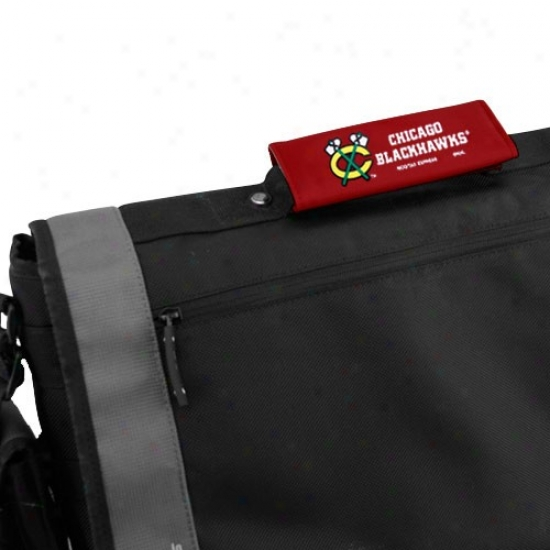 Chicago Blackhawks Red 2-0ack Luggage Spotters
