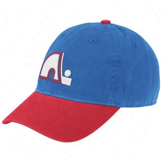 Colorado Avalanche Hats : Reebok Colorado Avalanche Light Blue Vintage Logo Slouch Hats