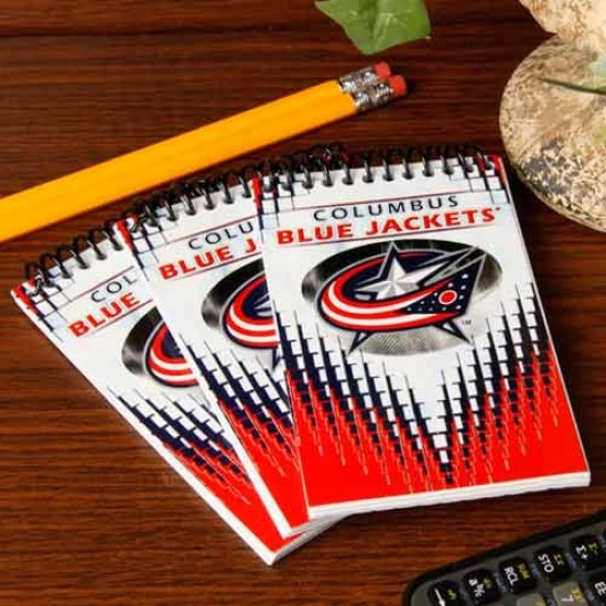 Columbus Blue Jackets 3-pack Team Memo Pads