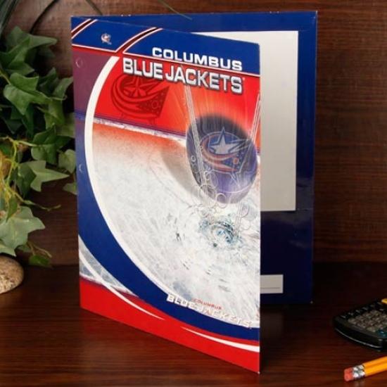 Columbus Blue Jackets Team Folder