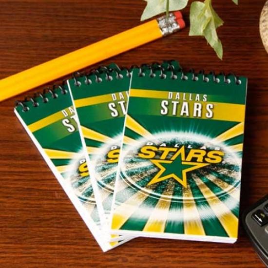 Dallas Stars 3-pack Team Memo Pads