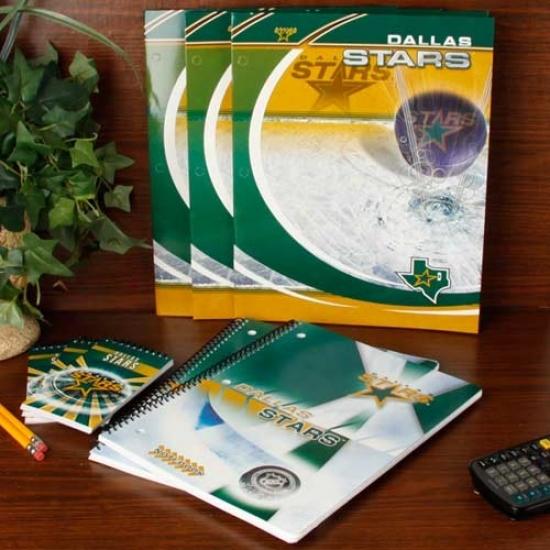 Dallas Stars Combo School Pack