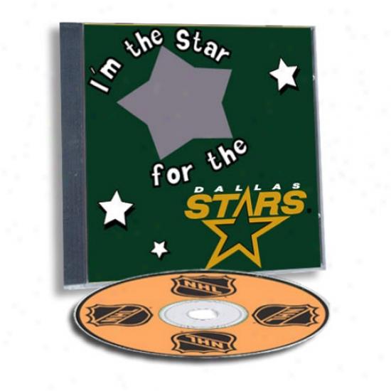 Dallas Stars Game Hero Custom Spor5s Cd