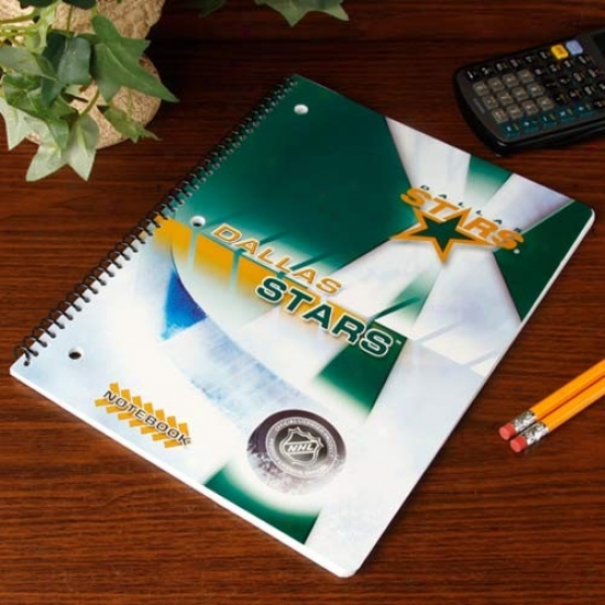 Dallas Stars Notebook