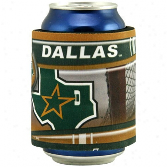 Dallas Stars Slap Wrap Can Coolie
