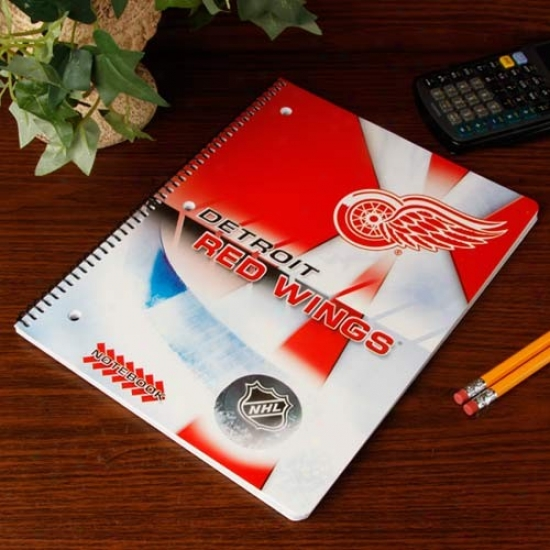 Detroit Red Wings Notebook