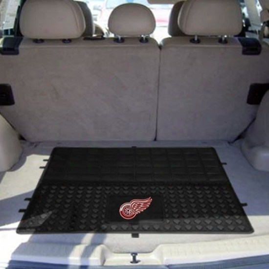 Detroit Red Wings Vinyl Lading Mat