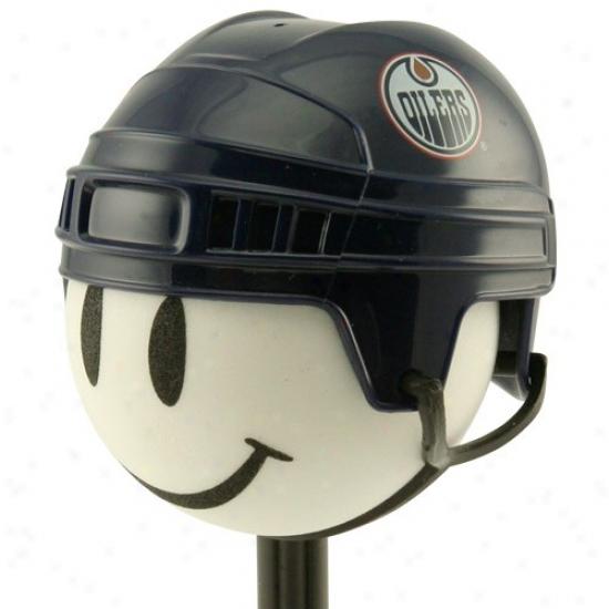 Edmonton Oilers Hockey Helmet Antenna Topper