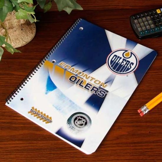 Edmonton Oilers Notebook