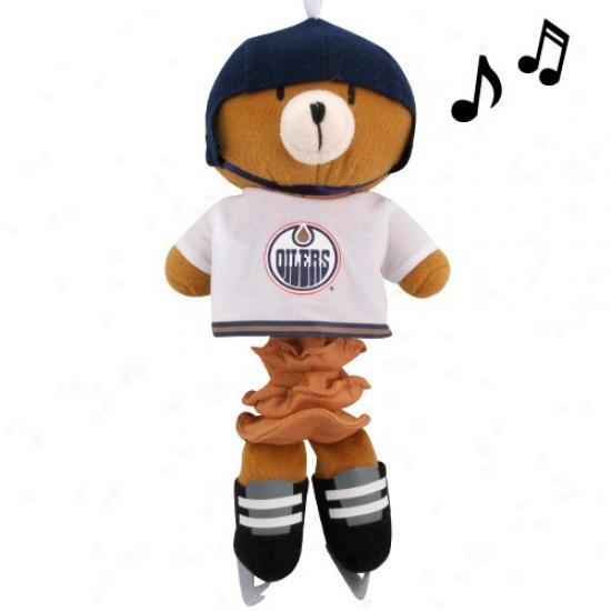 Edmonton Oilers Pull-down Mascot