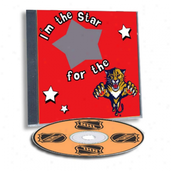 Forida Panthers Game Hero Custom Sports Cd
