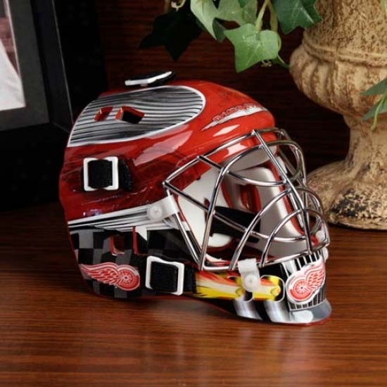 Franklin Detroit Red Wings Mini Goalie Mask
