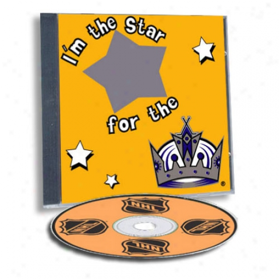 Los Angeles Kings Game Hero Custom Sports Cd