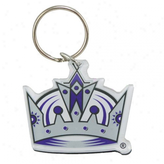 Los Angeles Kings Boastful Definition Keychain