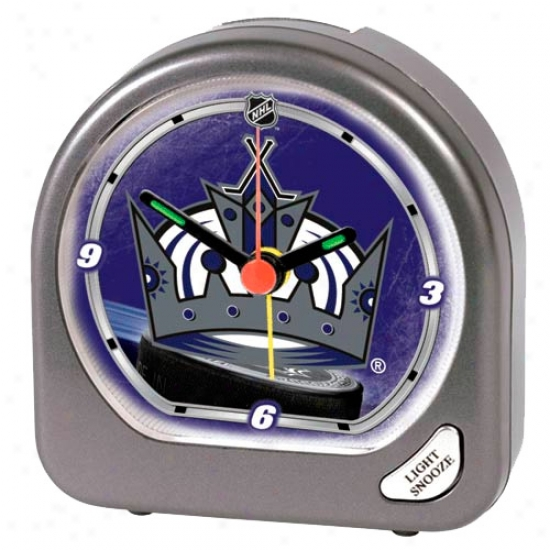 Los Angeles Kings Plastic Alarm Clock