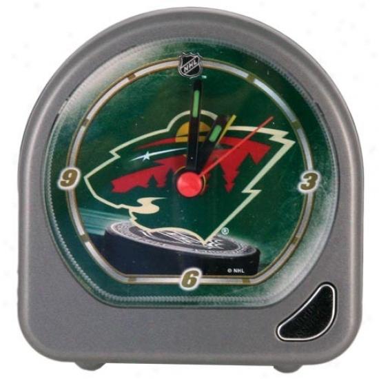Minnesota Wild Soft Allarm Clock