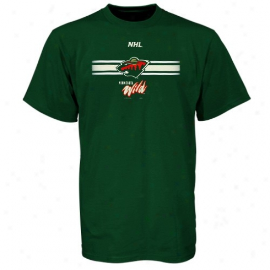Minnesota Wild Shirts : Majetsic Minnesota Wild Unseasoned Earned Victory Shirts