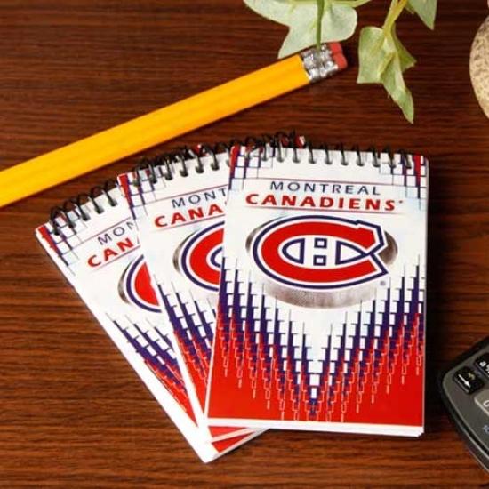 Momtreal Canadiens 3-pack Team Memo Pads