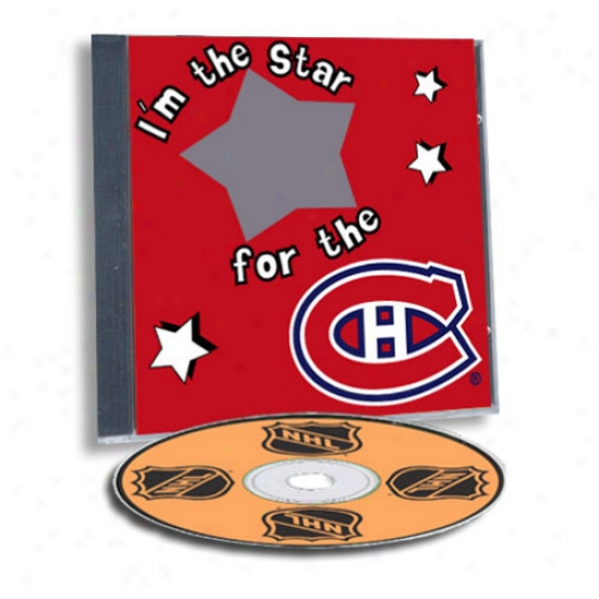 Montreal Canadiens Game Hero Custom Sports Cd