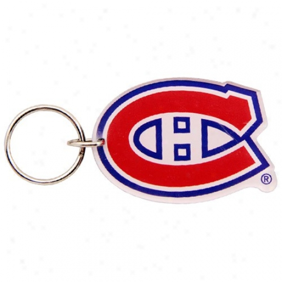 Montreal Canadiens High Definition Keychain