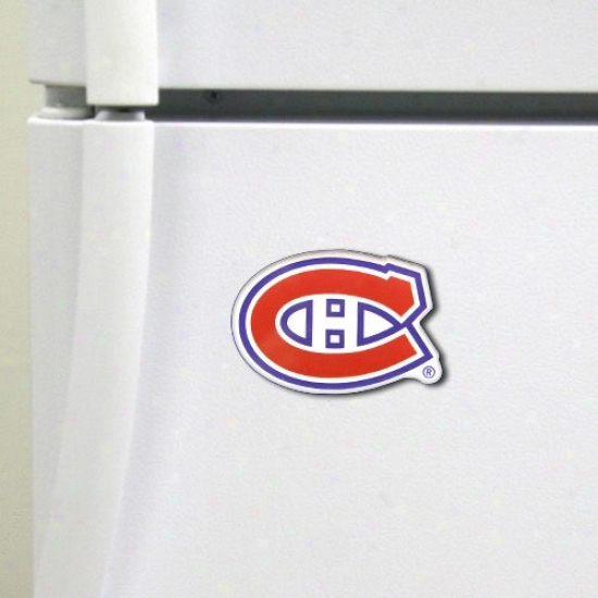 Montreal Canadiiens High Definition Magnet