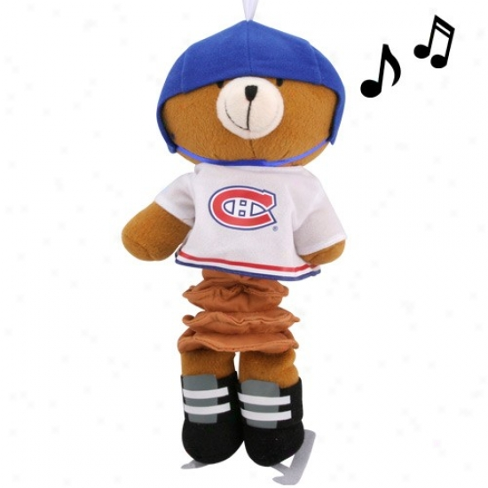 Montreal Canadiens Pull-down Mascot