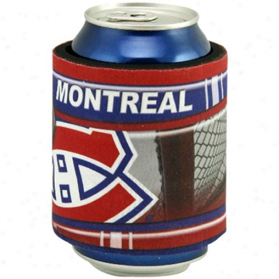 Montreal Canadiens Slap Wrap Can Coolie