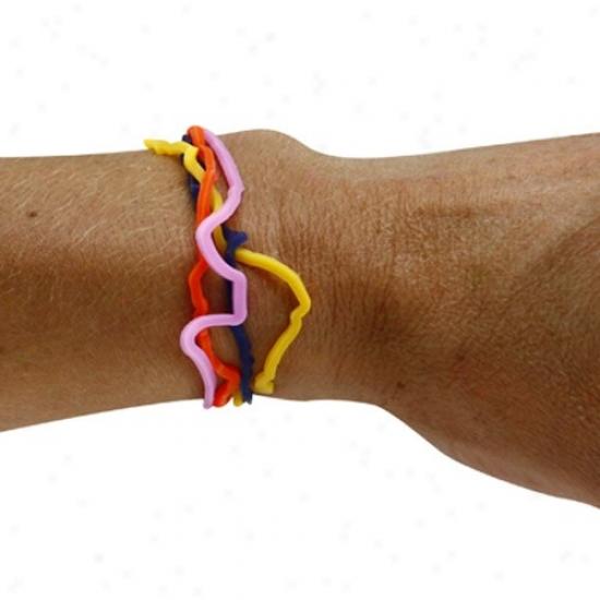 Naxhville Predators Logo Bandz Bracelets