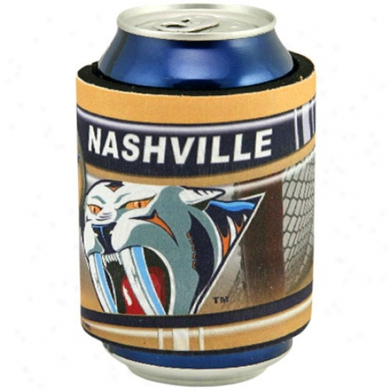 Nashville Predators Slap Wrap Can Coolie