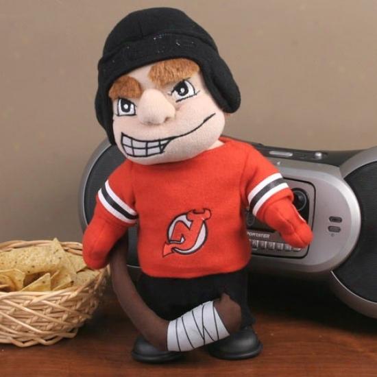New Jersey Devils Dancing Hockey Player