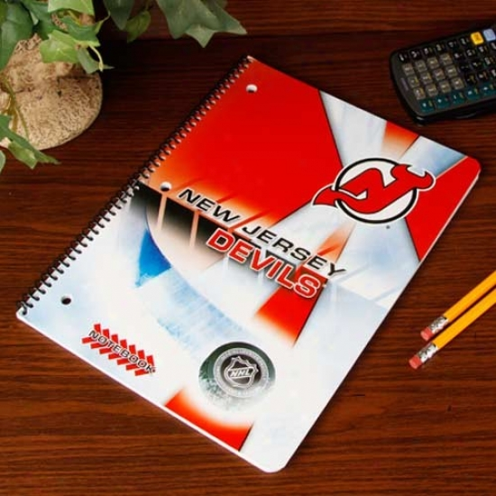 New Jersey Devils Notebook