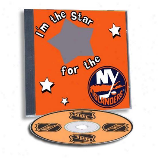New York Islanders Game Hero Custom Sports Cd