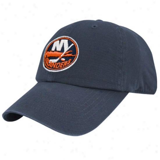 New York Islanders Hats : Twins '47 New York Islanders Ships of war Blue Franchise Fitted Hats