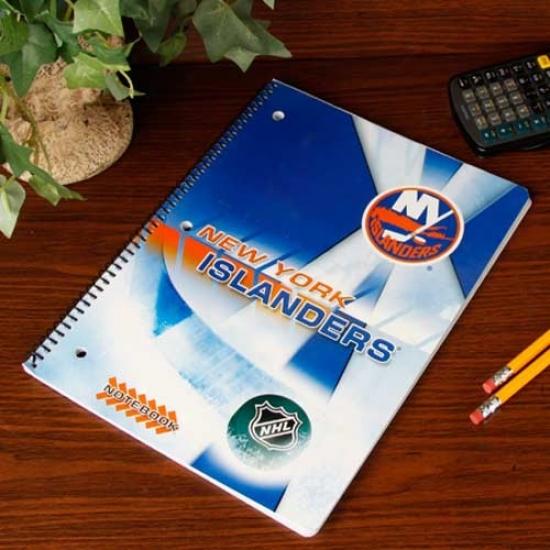 New York Islanders Notebook