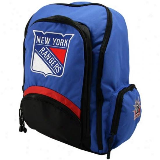 New York Rangers Nhl Standard Backpack