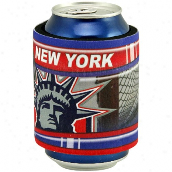 New York Rangers Slap Wrap Can Coolie