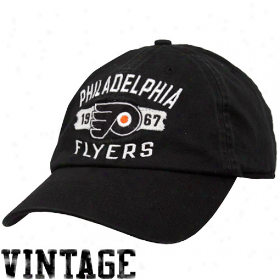 Long-cultivated Occasion Hockey Philadelphia Flyers Black Rangeley Adjustale Cardinal's office