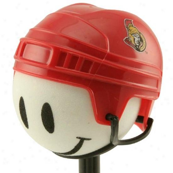 Ottawa Senatorx Hockey Helmet Antenna Topper