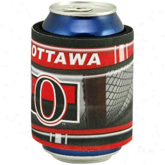 Ottawa Senators Slap Wrap Can Coolie