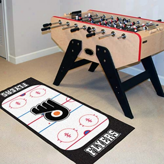 Philadelphia Flyers 29.5'' X 72'' Hockey Runner Mat