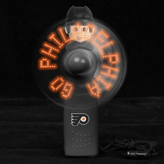 Philadelphia Flyers Light-up Player Message Use a ~ upon