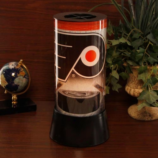 Philadelphia Flyers Rottating Lamp