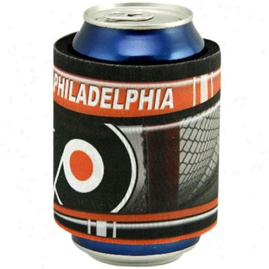 Philadelpbia Flyers Slap Wrap Can Coolie